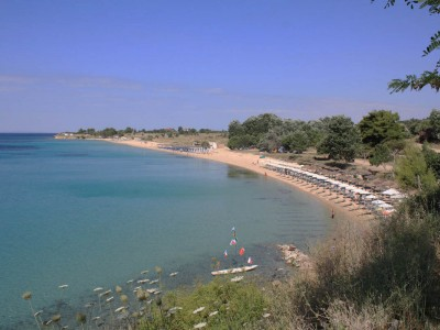 Полуостров Халкидики. Греция