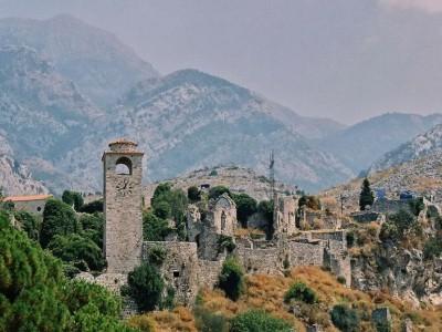 Бар. Город в Черногории