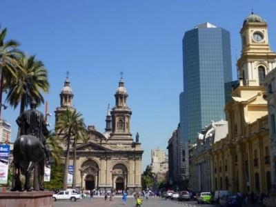 Сантьяго, столица Чили